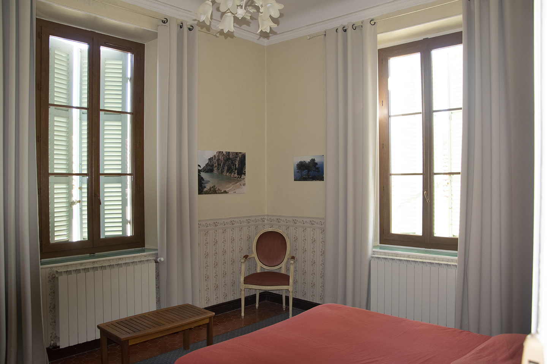 Bastide des Escourches chambre Envau